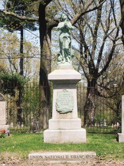 Jeanne d'Arc cimetiere