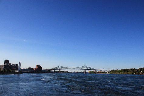 Les rives Nord et Sud de Montréal