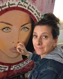 Paroles d'artistes : Agnès Robin