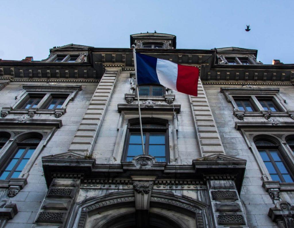 Union Française de Montréal - Facade